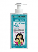 FREZYDERM Sensitive Kids Body Milk Lotion