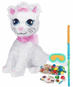 Birthday Express 252426 Pretty Kitty Pinata Kit44; Multi-Coloured