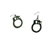Carnival Toys 08322 Earrings with Handcuff Jewellery