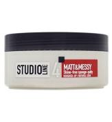 L'Oreal Studio Line Matt & Messy Shine-Free Sponge Putty 150Ml - Pack of 2