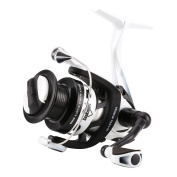 SeaKnight PH Spinning Reel Metal Body Carbon Rotor 6.2:1 Faster and Stronger Spinning Fishing Reel with Metal Shallow Spare Spool