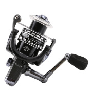 SeaKnight GA Spinning Reel 13 BB Worm Shaft Structure 5.1:1 Carbon Fibre Handle with Spare Spool Lighter and Stronger