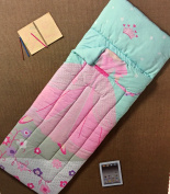 Princess Sleeping Bag by Authentic Kids - Pink - Great for Sleep-overs and Camping