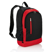 XD Hiking Backpack with Water Bottle Pocket, 45 cm, 12 Litres