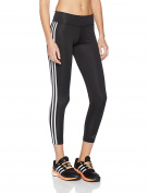 adidas Women's D2m 3 Stripes Long Tights