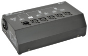 qtx DP4 4 Channel DMX Dimmer Pack