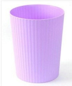 Generic MAXD . Mini Trash Can 5 Colours Home Decoration Trash Bin Suit For Coffee Table Kitchen High Quality Wholesale