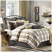 Woolrich Oak Harbour Comforter Set, King, Multi