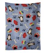 Caroline's Treasures BB2649KTWL Dog House Collection Bernese Mountain Dog Kitchen Towel , 38cm X 70cm , multicolor