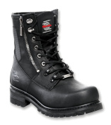 Milwaukee Motorcycle Clothing Company Trooper Leather Men's Motorcycle Boots