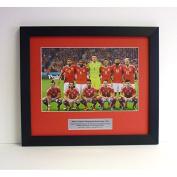 Wales - 2016 European Championship Semi-Finalists - Photo Presentation