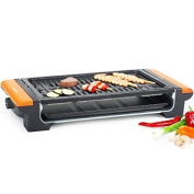 Tristar BP2825 Barbecue Grill with Cast Aluminium Plate -