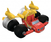 Fisher-Price Boys Nickelodeon Blaze & The Monster Machines High-Flying Morpher Blaze Toy