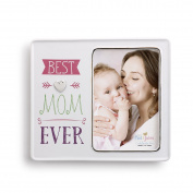 Demdaco Baby Frame, Best Mom Ever