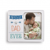 Demdaco Baby Frame, Best Dad Ever
