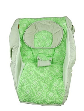 Fisher-Price Deluxe Newborn Auto Rock 'n Play Sleeper with SmartConnect - Isle Stone - Replacement Pad