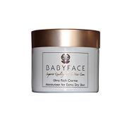 Babyface ULTRA RICH CREME Very Heavy Beauty Cream Moisturiser for Dry Skin - Shea Butter, Aloe, Salicylic