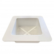 Krowne Floor/Bar Sink Basket, 30-141 - Lot of 2