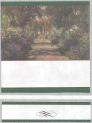 Pack of (32) Giverny Garden labels.