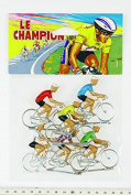Cyclists (pack of 6)