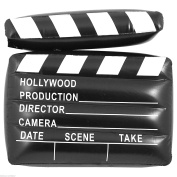 Inflatable Clapper Board Movie Director Hollywood Party Prop Decoration Blow Up