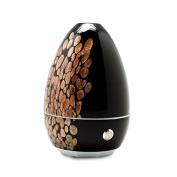 SpaRoom AurumAir Glass Speckled Essential Oil Diffuser and Fragrance Mister, 120mL