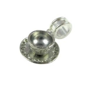 Universal Cup and Saucer Coffee Cup Tea Cup Charm