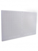 Pacific Arc Multipurpose Cutting Mats translucent 46cm . x 60cm .