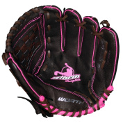 Worth Storm STM110BRP 28cm Brown Youth Girls Fastpitch Softball Glove