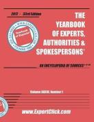 Yearbook of Experts, Authorities & Spokespersons -- 2017