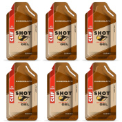Clif Shot Gel - Chocolate - 6 Pack