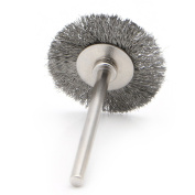 Doober 26mm Steel Wire Wheel Brush For Rotary Grinder Cleaner Tool