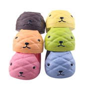 JETTINGBUY 1 Piece Slow Rising Squishy Soft Jumbo Slipper Squishy Charms Squeeze Toy