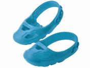"""Big 2032143380cm Shoe Care"""" Blue Shoe Protectors"""