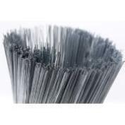 30 Gauge Silver Cut Wire Lengths 450 Wires per Pack 100g Bundle