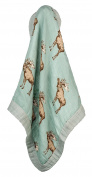 MilkBarn Mini Lovey Baby Blanket