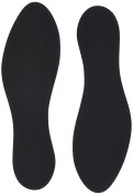 Superfeet Volume Reducer Small Orthotic Insole, Black (Black), One Size