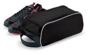 Quadra Senior Shoe Bag, Black