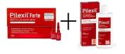 Pack Pilexil anti-hair loss shampoo (300ml) + Pilexil Ampoules 20 x 5ml Shipping 7-14 days