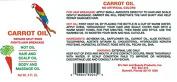 B's Jamaican Organic Carrot Oil 120ml