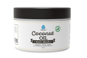 PURSONIC 100% Natural Coconut Oil Hair Mask Deep Conditioner for Strength and Volume