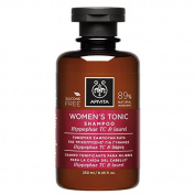Apivita Women's Tonic Shampo for Thinning Hair (New Product, Released in 2017) - 250ml/8.5oz