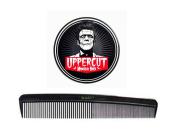 Uppercut Deluxe Monster Hold Hair Pomade for Men 70ml with BraidZ Comb.