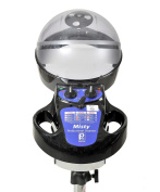 Pibbs 132 Misty Hair Steamer with Casters
