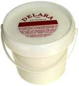 DELARA Leather Balm with Beeswax, 500 ml, Made in Germany