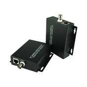 Guantai HD 1080P IP Network Coaxial Cable Video Transmission Extender Converter 2Km(1,980m) For CCTV System - 1Pair