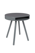 Zuiver Hide and Seek Table, Grey, 46x46x50 cm