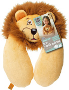Go Travel - Fun Lion Childrens Travel Neck Pillow