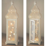 Light Styles Moroccan Lantern LED lights