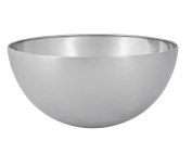 Equinox 503146 Salad Bowl Luxury Stainless Steel Diameter 36 cm